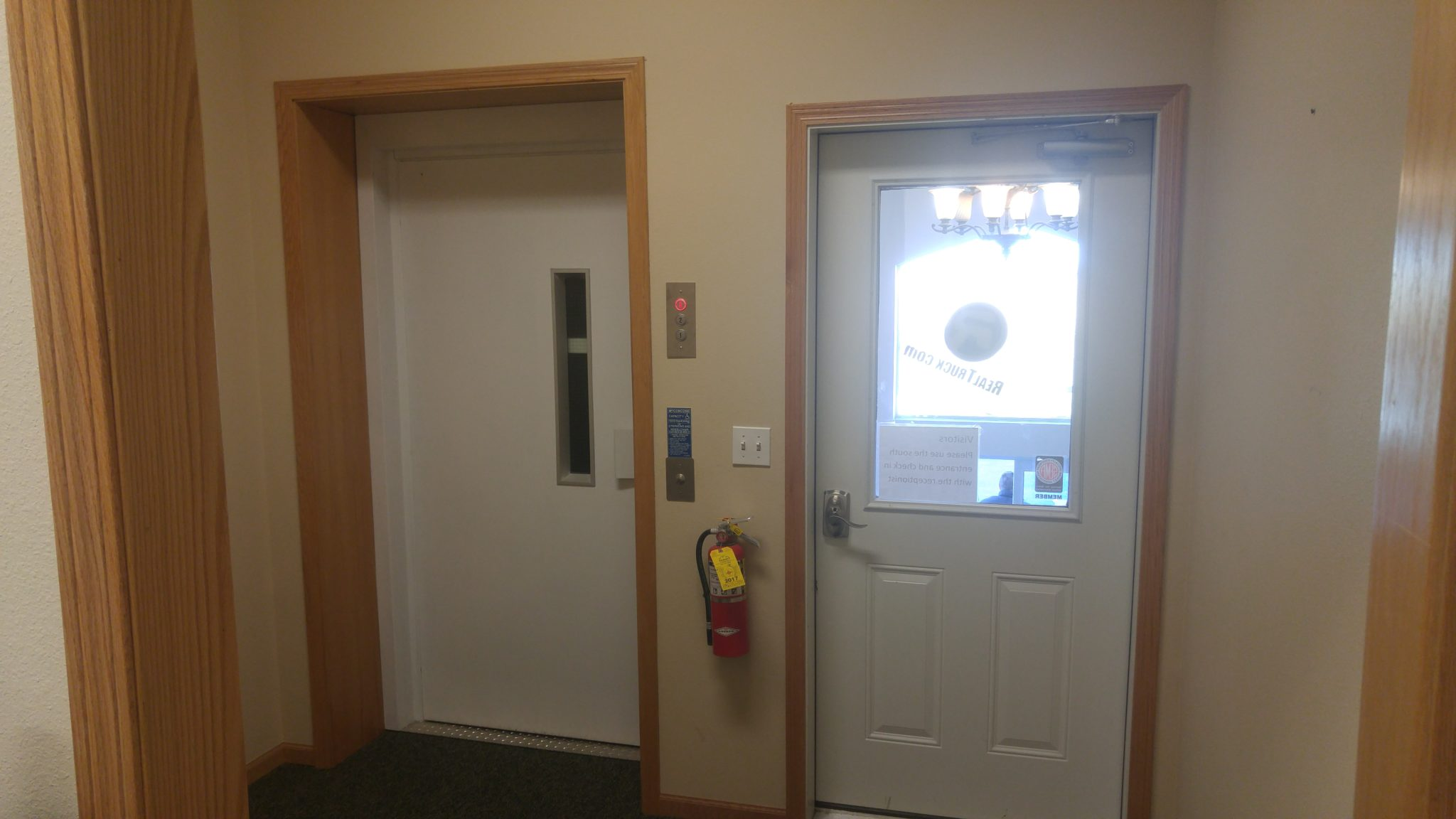 1st Floor Northside Entry at 1307 12th Ave NE Suite # 4, Jamestown, ND 58401
