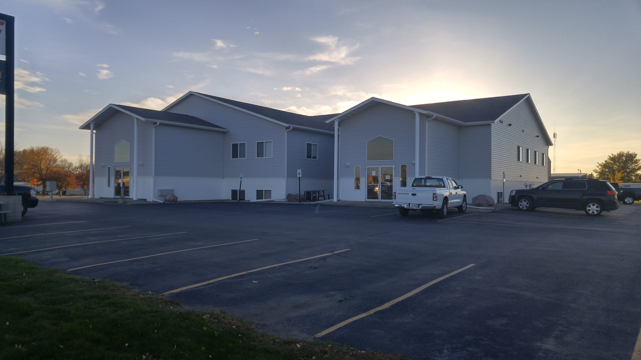 Office Space for Rent @ 1307 12th Ave NE Suite # 4, Jamestown, ND 58401