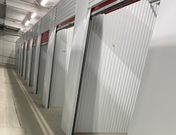 Heated & AC Inside Storage Units